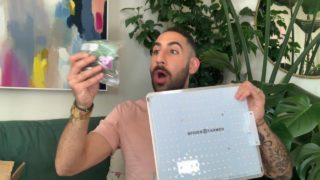 Unboxing the Spider Farmer LED Grow Light SF100